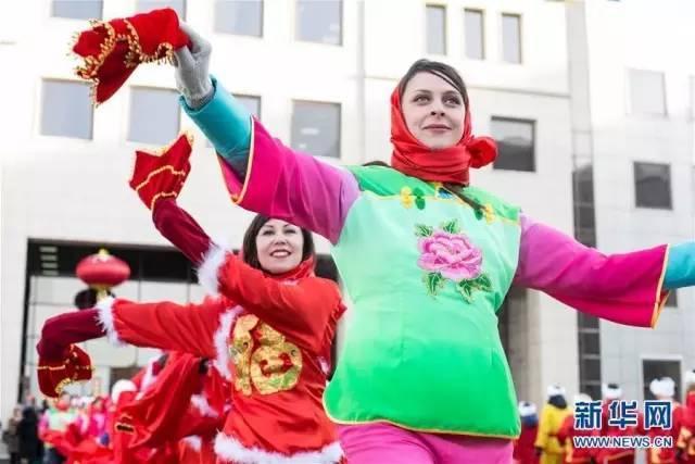 外国人过中国春节有多拼? 看完这些服气了!