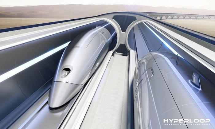 美规划首条州际超级高铁线路 3月份或启动调研