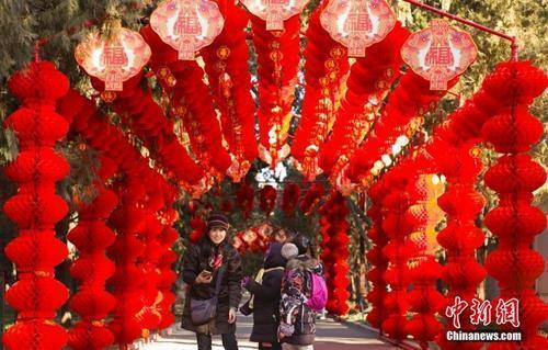 """""""新年俗""""流行是年味变淡?专家:社会变化导致春节文化变化"""