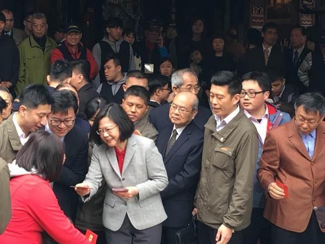 台北市长选举 台学者:蔡英文把民进党卖掉