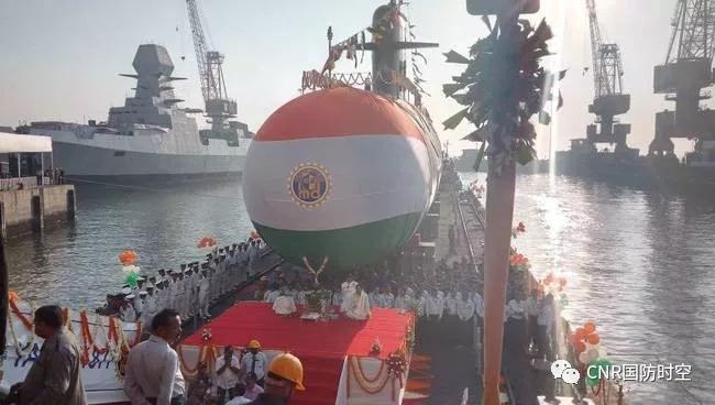 尹卓:印度鲉鱼级潜艇服役或给南海带来负面影响