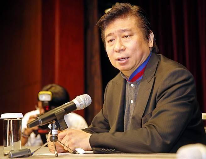 台湾陆委会前副主委张显耀将参选台北市长