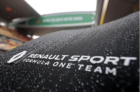 雷诺F1新赛季合作伙伴锁定天猫 推动汽车产业变革