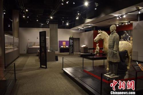 兵马俑在美展览被人掰走大拇指 陕西文物局:将追究美方责任