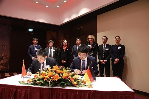中国国际进口博览会在慕尼黑路演
