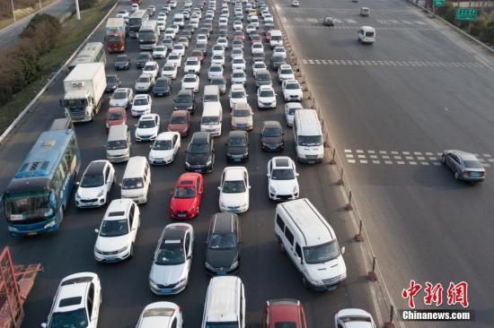 安监总局提示:春运期间不要乘坐超员超速车辆