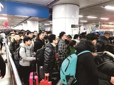 交管部门预计:初六中午返京高速路最拥堵