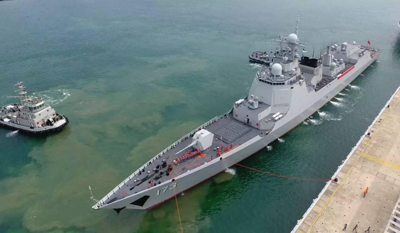 中国大舰队驶向马尔代夫?马代辟谣,印度曝光大动作