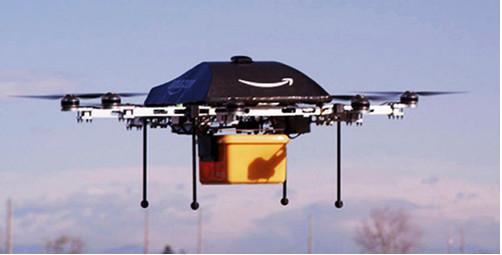 无人机或可减少运输业温室气体排放