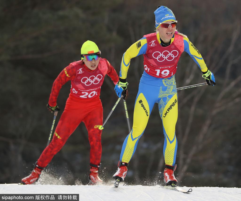 中国女子越野滑雪选手:身上有责任 期待北京冬奥会