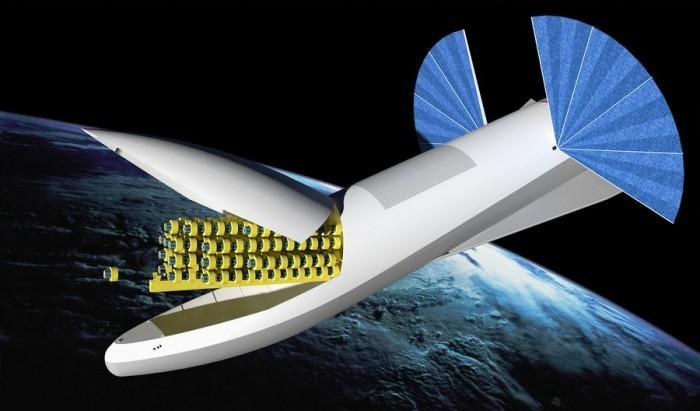 初探SpaceX全球卫星网络 暗藏4425颗卫星?