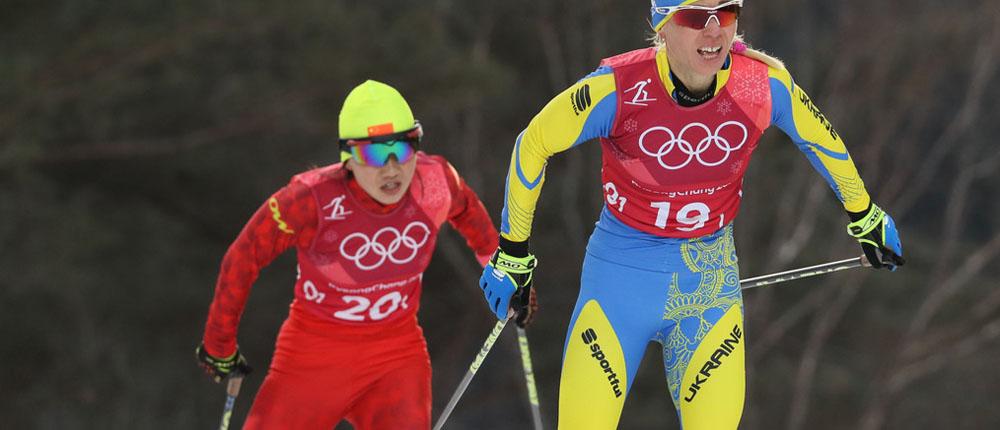 中国越野滑雪选手:身上有责任 期待北京冬奥