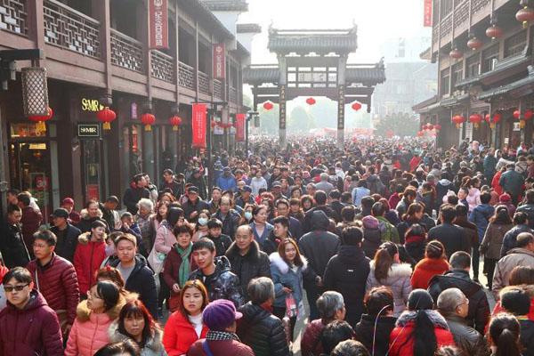 春节全国共接待游客3.86亿人次 实现旅游收入4750亿