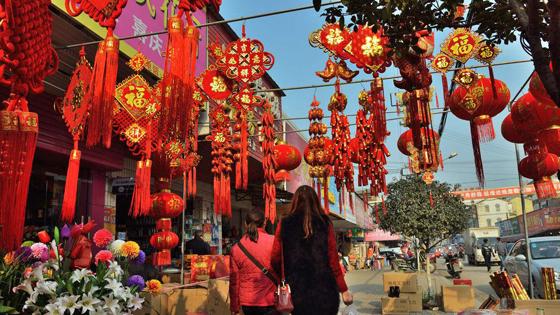 外国人:春节已成沟通中国与世界的文化桥梁