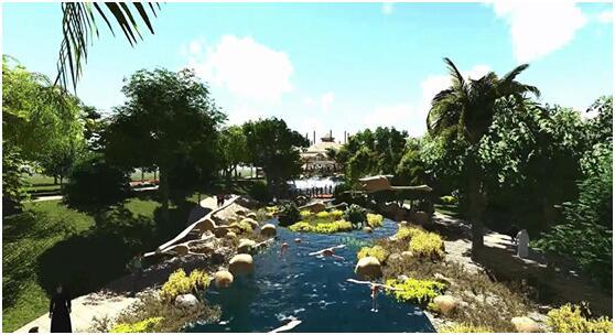 两个月内竣工 迪拜将借用3D打印技术建造别墅