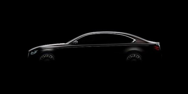 有望纽约车展亮相 全新起亚K9预告图发布