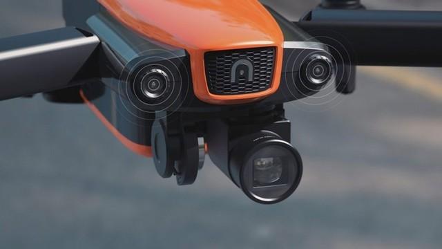 PK大疆 最新款EVO便携式无人机正式亮相