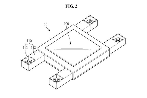 三星科幻专利曝光 由眼球控制的无人机