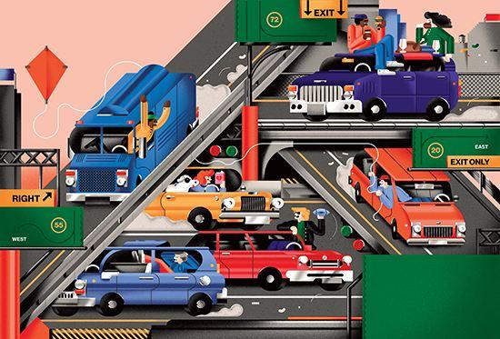 无人驾驶时代不打算买车?这五个理由告诉你还得买