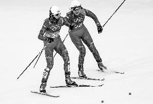 放平心态看差距?越野滑雪期待滑得更远