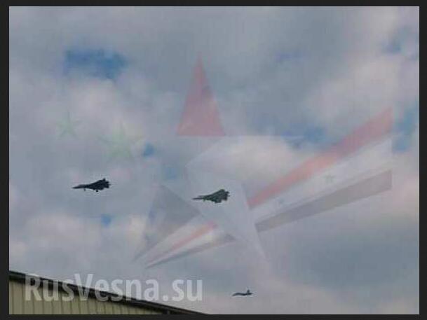 俄媒:俄苏57战机飞抵叙利亚 被指就是针对F22