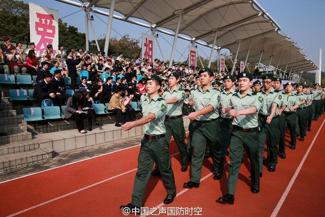 香港民建联建议允许港人参军 非硬性规定服兵役