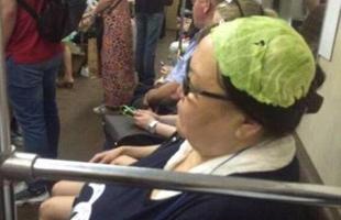 """""""风流""""人物还得地铁里找"""