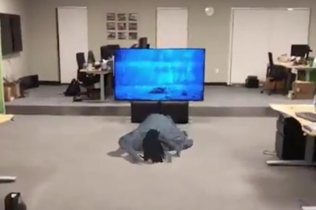 《午夜凶铃》将与ARKit结合 助贞子爬出电视机