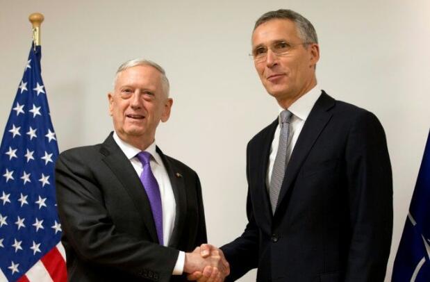 孙海潮:美国绝不允许欧盟脱离北约