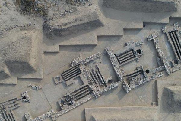 发现辽代契丹族大型聚落遗址