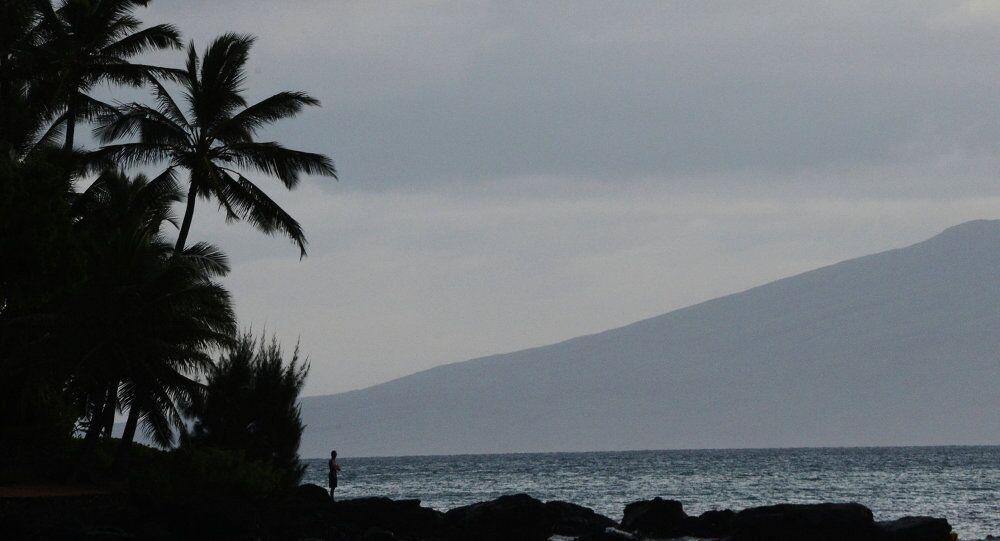 """""""天堂岛""""癌症横行 外媒:因美军多年将岛屿用作空军基地"""