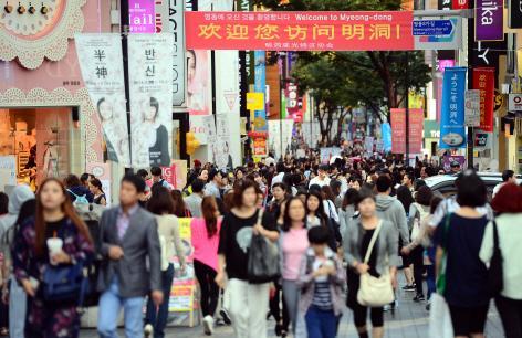 中国1月赴韩游客数狂跌! 韩媒:说好的破冰呢?