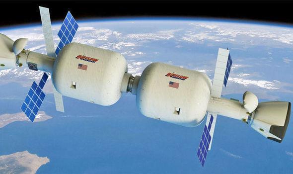 要上天?连锁酒店大亨将为游客打造太空充气旅店