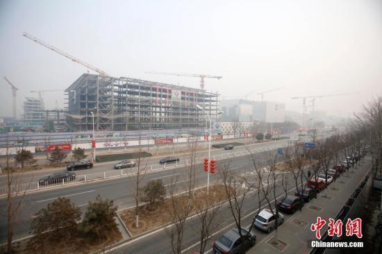 未来之城在崛起:北京城市副中心建设有条不紊