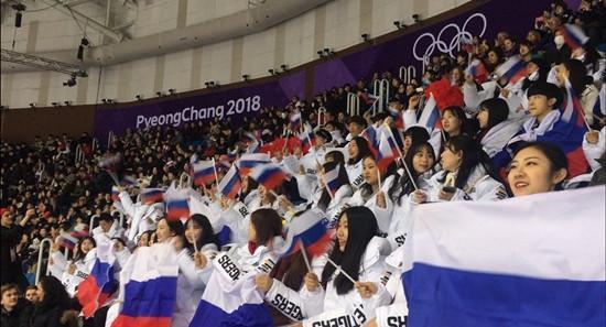 为旁观俄罗斯全国杯 韩国啦啦队为俄运发动助阵