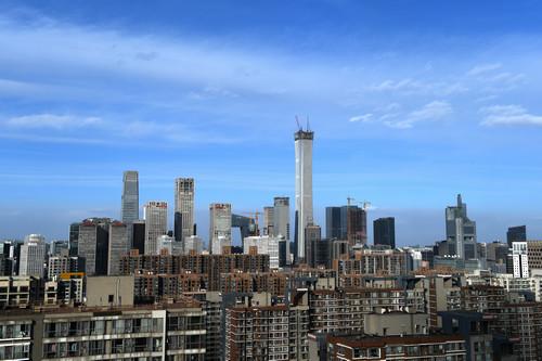 英媒:北京空气质量创纪录 中国治理污染成效显著