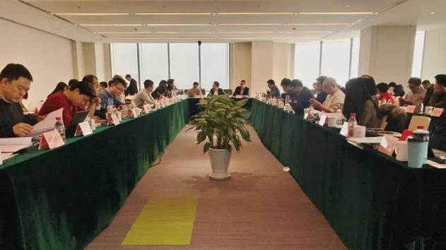 中国保信与评驾科技召开车联网数据采集标准研讨会