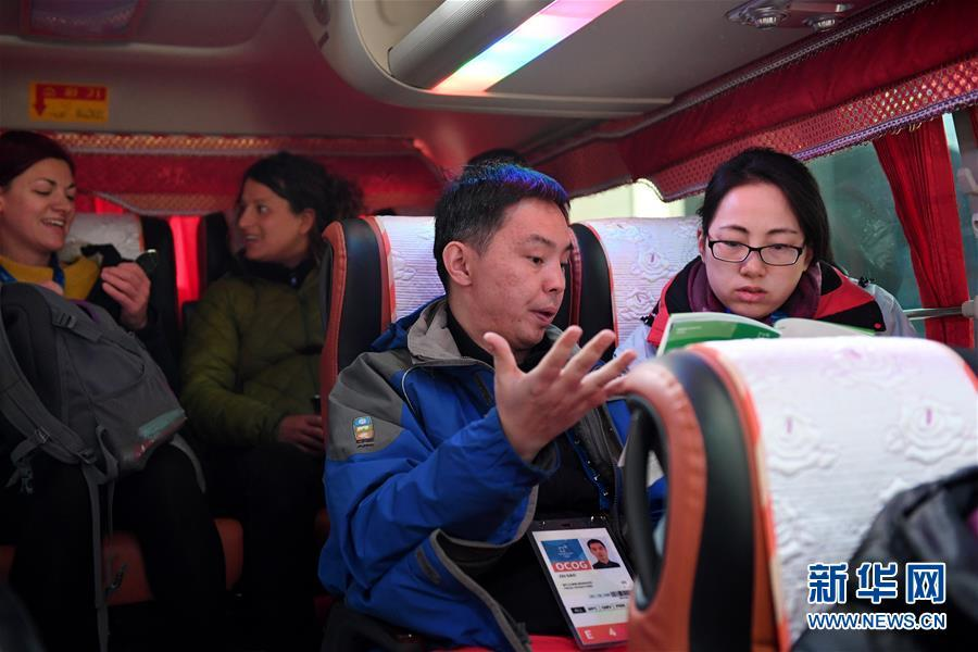 中国冬奥人的平昌时间