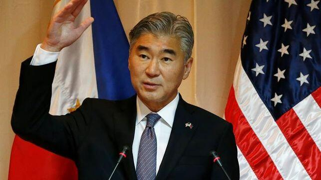 """美国将杜特尔特列为""""区域威胁""""警告""""亲中远美""""? 菲律宾传唤美大使"""