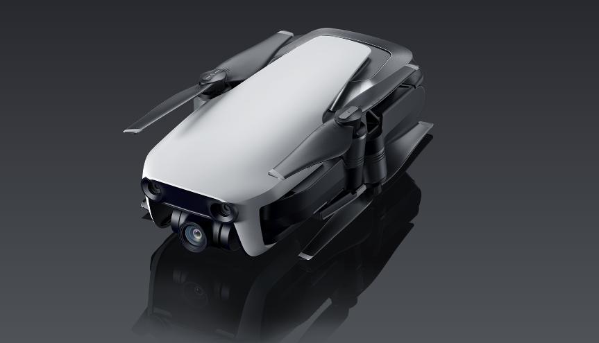 有这套附件 大疆Mavic Air也是专业无人机