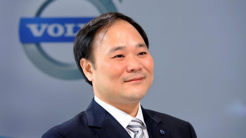 再下一城!李书福持股9.69% 成戴姆勒最大股东