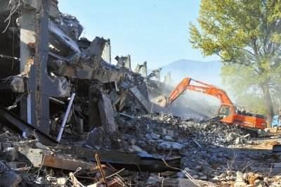 今年北京市将拆除违法建设4000万平方米