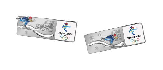 奥运会会旗交接纪念品明日上市发售