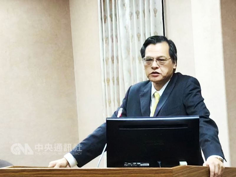 """陈明通回锅接任台陆委会 专家说了,不认""""九二共识"""",找明通两岸也不通!"""