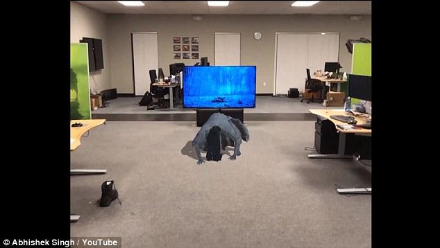 看着就吓人!程序员竟用AR技术让贞子走出电视