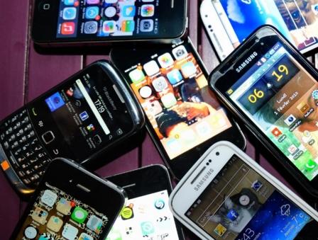 2017年全球最畅销五大智能手机品牌:中国占三席