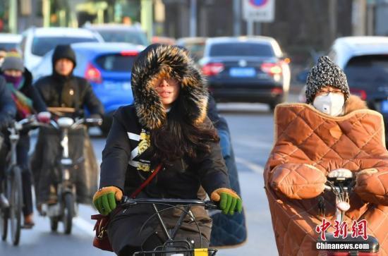 弱冷空气将影响中东部大部地区 局地降温达8℃