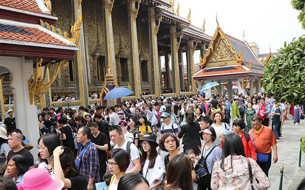 幸运飞艇冠军四码:春节假期50万中国游客涌向泰国日本,巧遇情人节催热海岛游