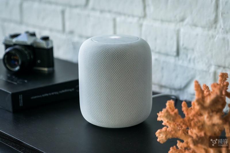 HomePod份额达3% 89%用户对智能音箱很满意