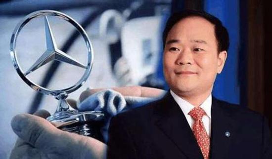 李书福收购戴姆勒集团9.69%股权 成最大股东